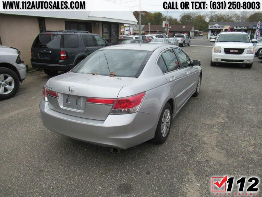 2012 Honda Accord Sdn 4dr I4 Auto LX, available for sale in Patchogue, New York | 112 Auto Sales. Patchogue, New York