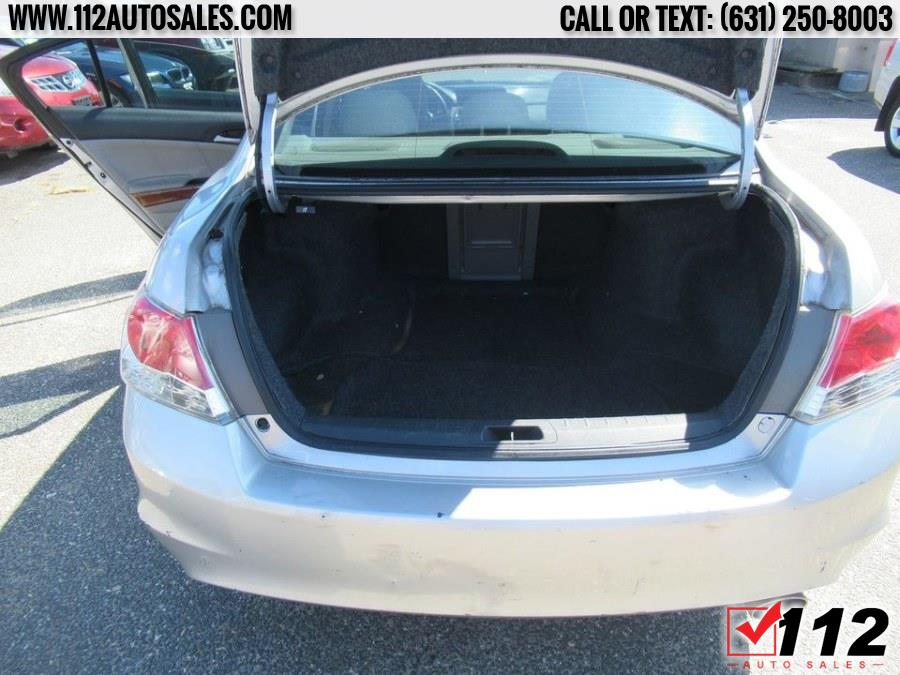 2011 Honda Accord Sdn 4dr I4 Auto EX-L, available for sale in Patchogue, New York | 112 Auto Sales. Patchogue, New York