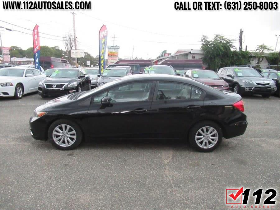 Used 2012 Honda Civic Sdn in Patchogue, New York | 112 Auto Sales. Patchogue, New York