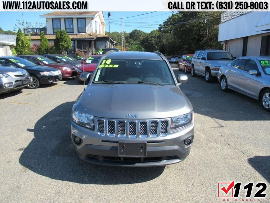 Used Jeep Compass 4WD 4dr Latitude 2014 | 112 Auto Sales. Patchogue, New York