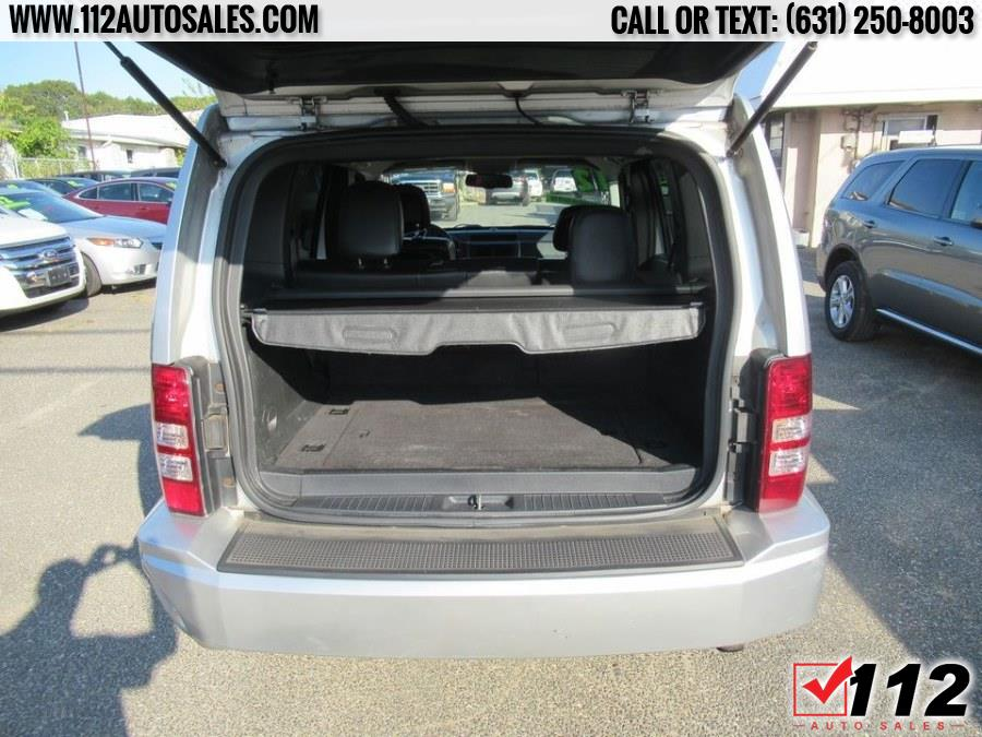Used Jeep Liberty 4WD 4dr Sport Latitude 2012 | 112 Auto Sales. Patchogue, New York