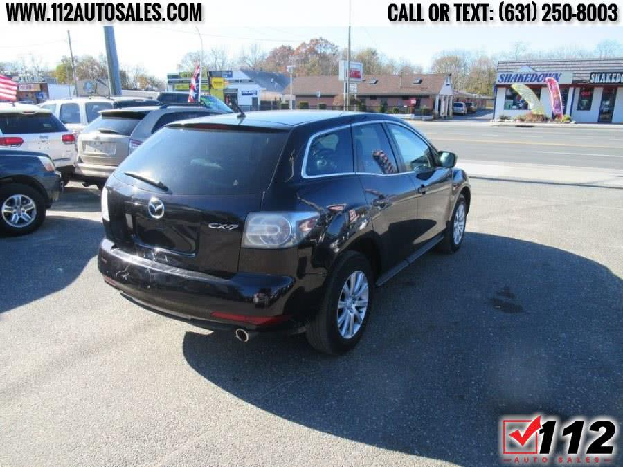 2012 Mazda CX-7 FWD 4dr i Sport, available for sale in Patchogue, NY