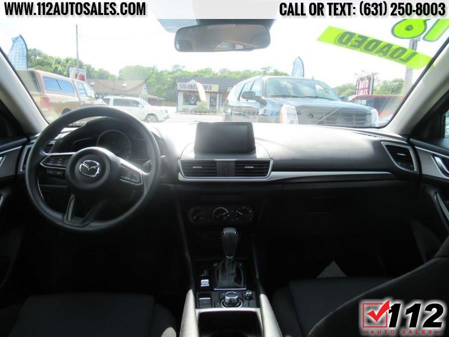 Used Mazda Mazda3 4-Door Sport Auto 2018 | 112 Auto Sales. Patchogue, New York