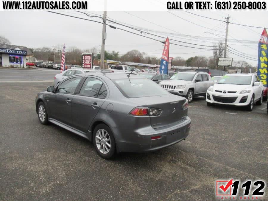 Used Mitsubishi Lancer 4dr Sdn Man ES FWD 2015 | 112 Auto Sales. Patchogue, New York