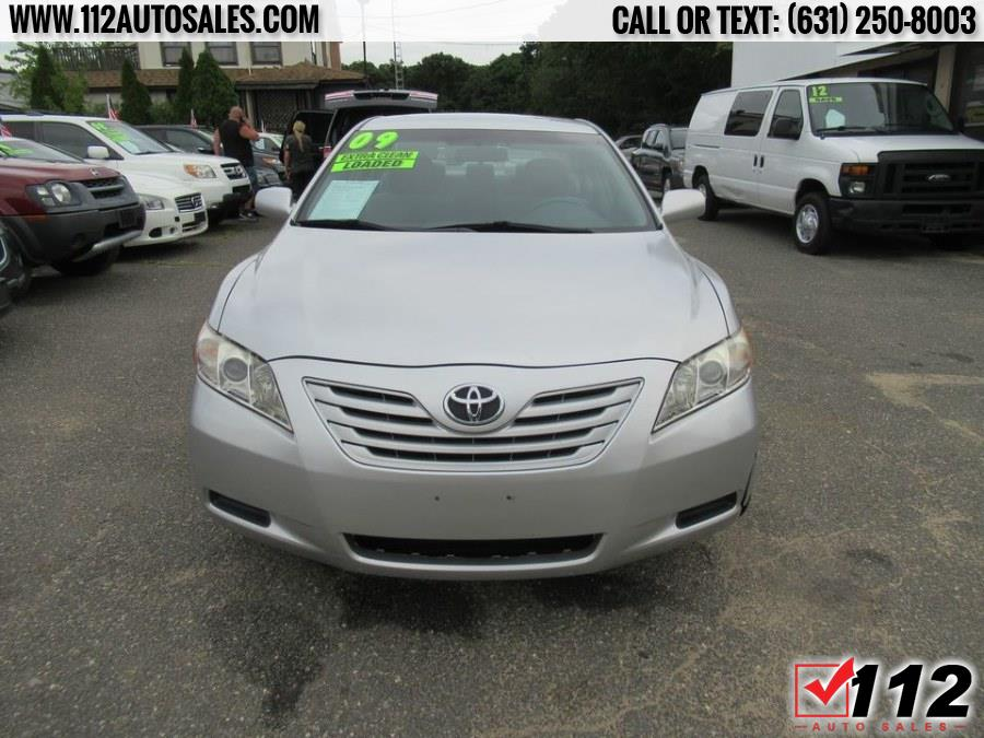 2009 Toyota Camry 4dr Sdn I4 Auto LE (Natl), available for sale in Patchogue, New York | 112 Auto Sales. Patchogue, New York