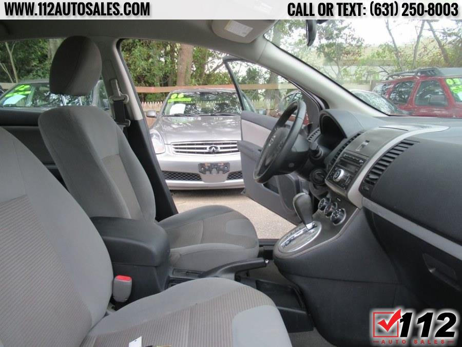 Used Nissan Sentra 4dr Sdn I4 CVT 2.0 S 2012   112 Auto Sales. Patchogue, New York