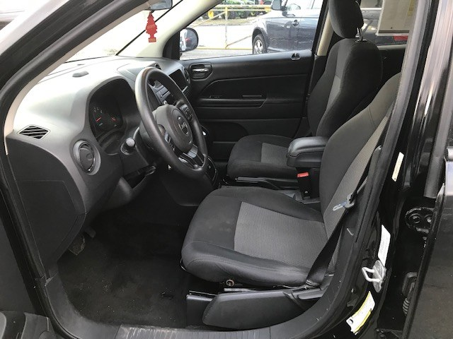 2012 Jeep Compass 4WD 4dr Sport, available for sale in Raynham, Massachusetts   J & A Auto Center. Raynham, Massachusetts