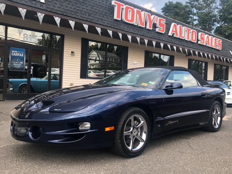 Used 2002 Pontiac Firehawk in Waterbury, Connecticut | Tony's Auto Sales. Waterbury, Connecticut