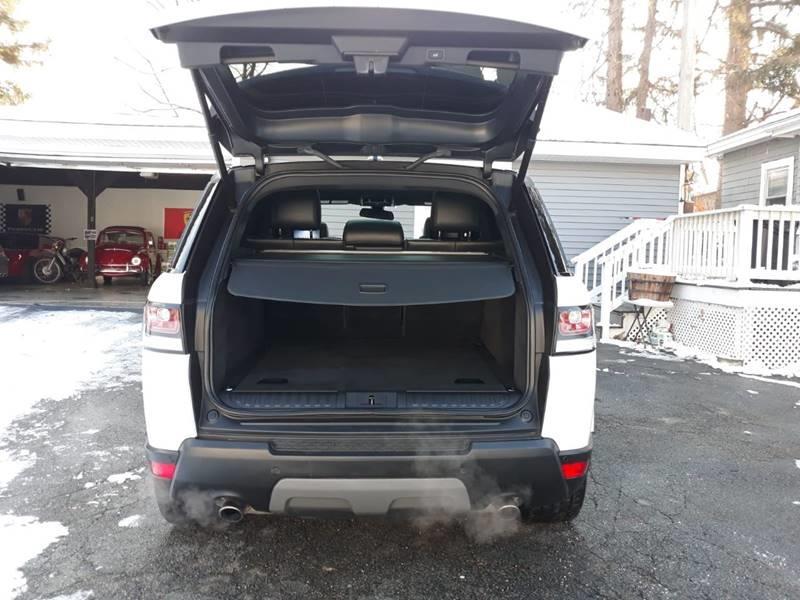 2016 Land Rover Range Rover Sport 4WD 4dr V6 SE, available for sale in Framingham, Massachusetts | Mass Auto Exchange. Framingham, Massachusetts