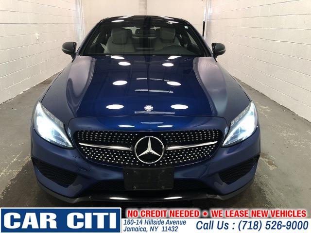 2017 Mercedes-Benz C-Class C 300 Coupe, available for sale in Brooklyn, New York | E Cars . Brooklyn, New York
