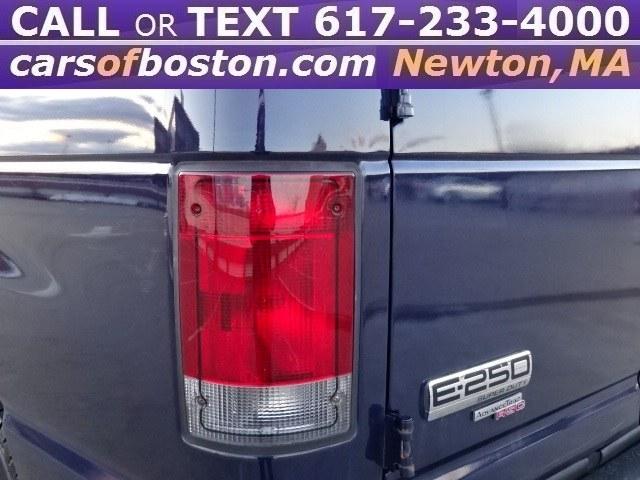 2011 Ford Econoline Cargo Van E-250 Commercial, available for sale in Newton, Massachusetts   Motorcars of Boston. Newton, Massachusetts