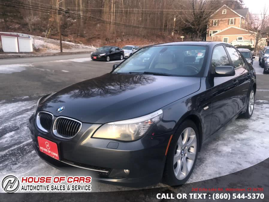 Used 2008 BMW 5 Series in Watertown, Connecticut | House of Cars. Watertown, Connecticut