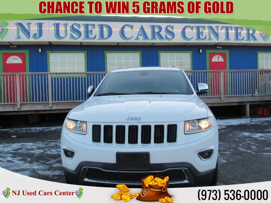 Used 2015 Jeep Grand Cherokee in Irvington, New Jersey   NJ Used Cars Center. Irvington, New Jersey
