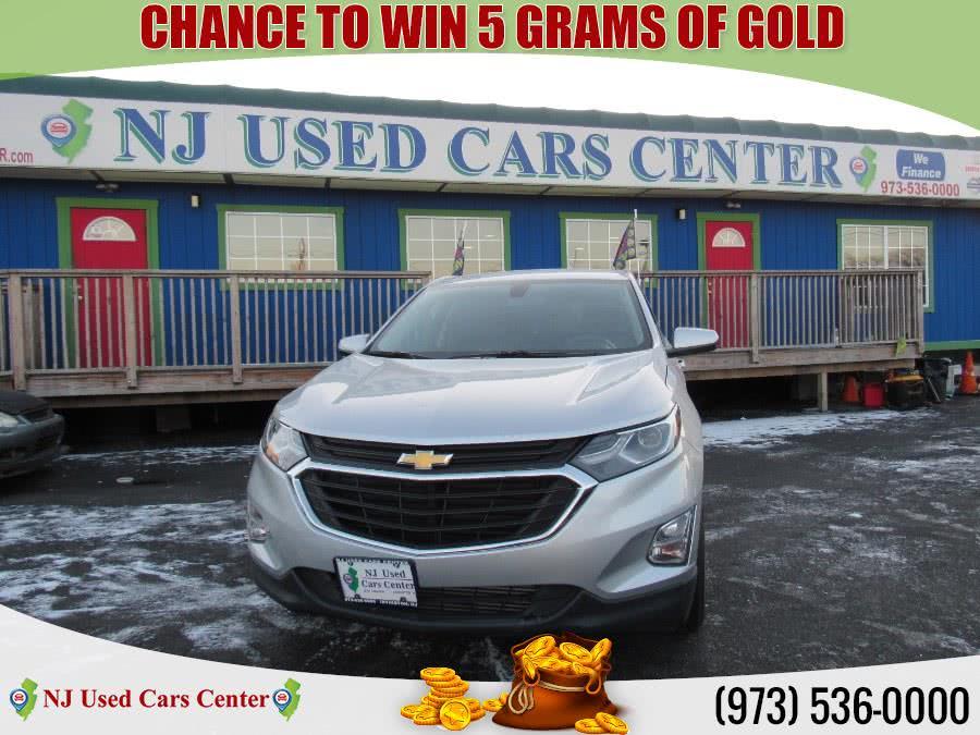 Used 2018 Chevrolet Equinox in Irvington, New Jersey | NJ Used Cars Center. Irvington, New Jersey