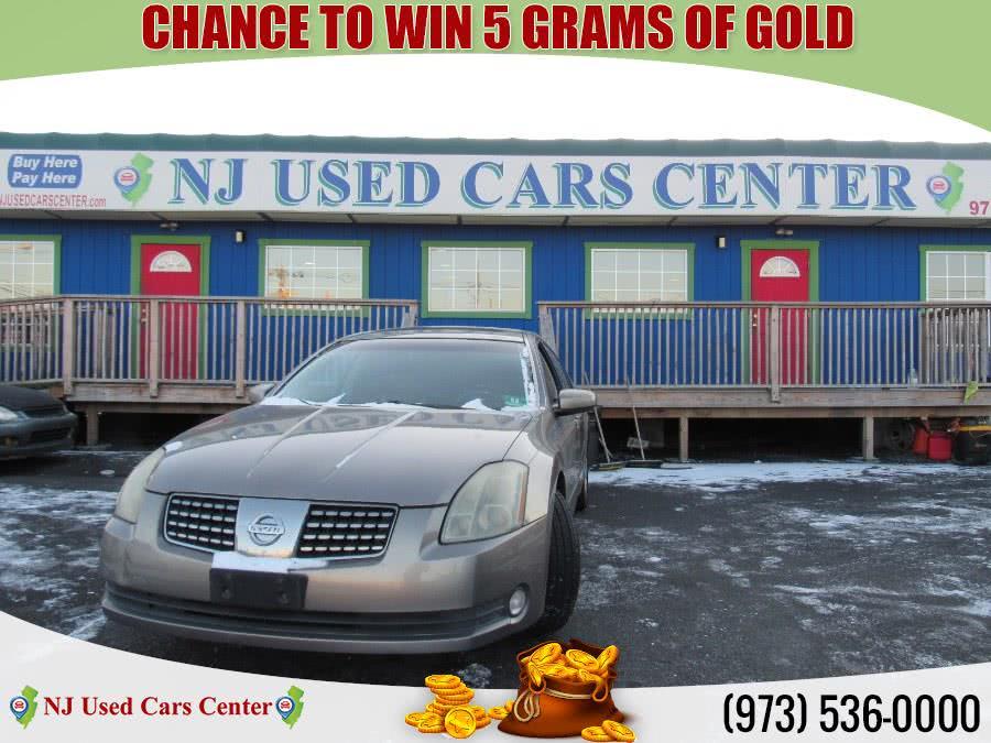 Used 2004 Nissan Maxima in Irvington, New Jersey | NJ Used Cars Center. Irvington, New Jersey