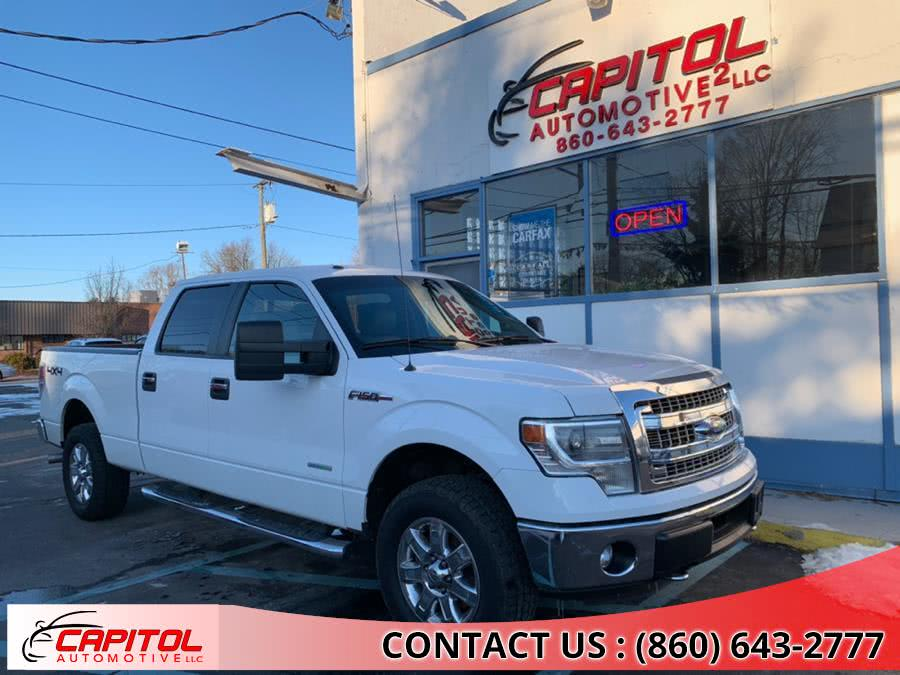 Used 2014 Ford F-150 in Manchester, Connecticut | Capitol Automotive 2 LLC. Manchester, Connecticut