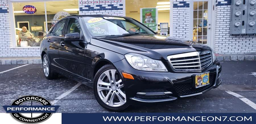 Used 2014 Mercedes-Benz C-Class in Wilton, Connecticut | Performance Motor Cars. Wilton, Connecticut