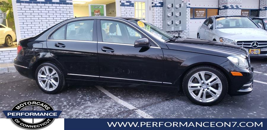 2014 Mercedes-Benz C-Class 4dr Sdn C300 Luxury 4MATIC, available for sale in Wilton, Connecticut   Performance Motor Cars. Wilton, Connecticut
