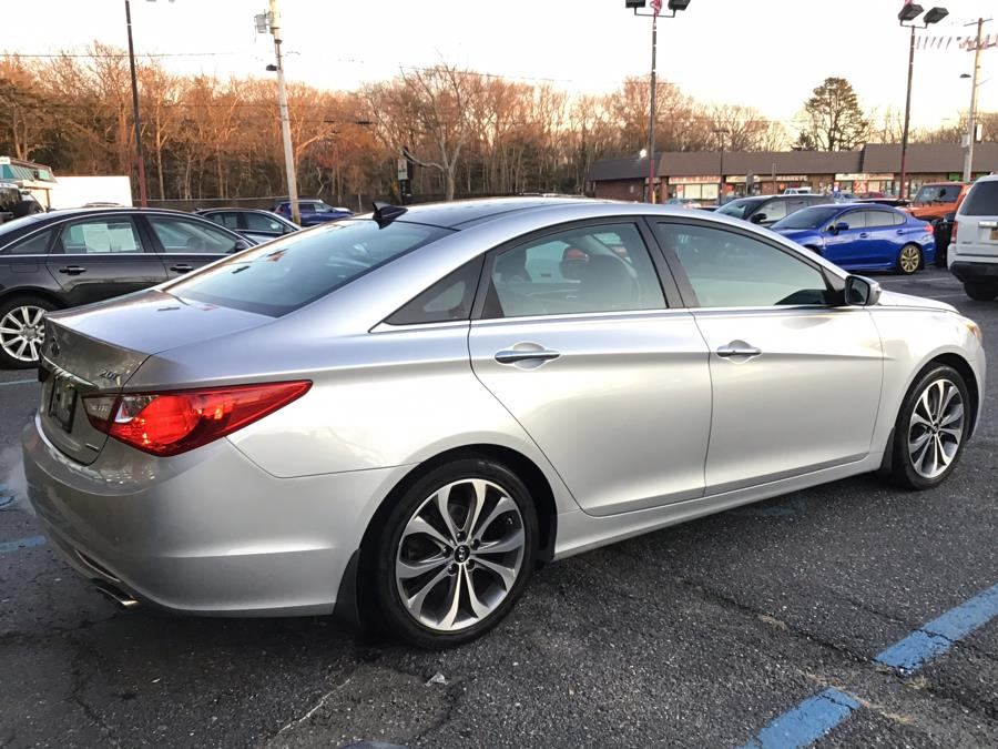 Used Hyundai Sonata 4dr Sdn 2.0T Auto Limited 2013 | Capital Motor Group Inc. Medford, New York