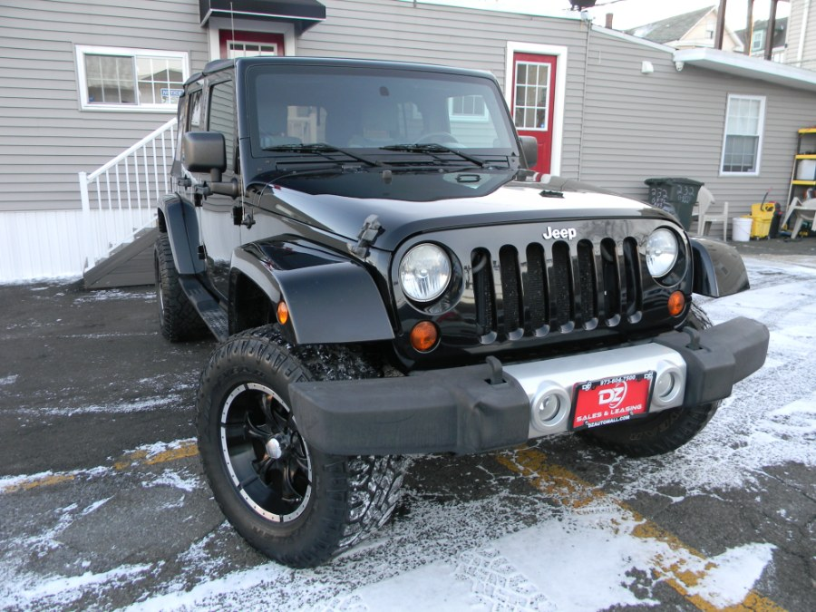 Used Jeep Wrangler Unlimited 4WD 4dr Sahara 2010 | DZ Automall. Paterson, New Jersey