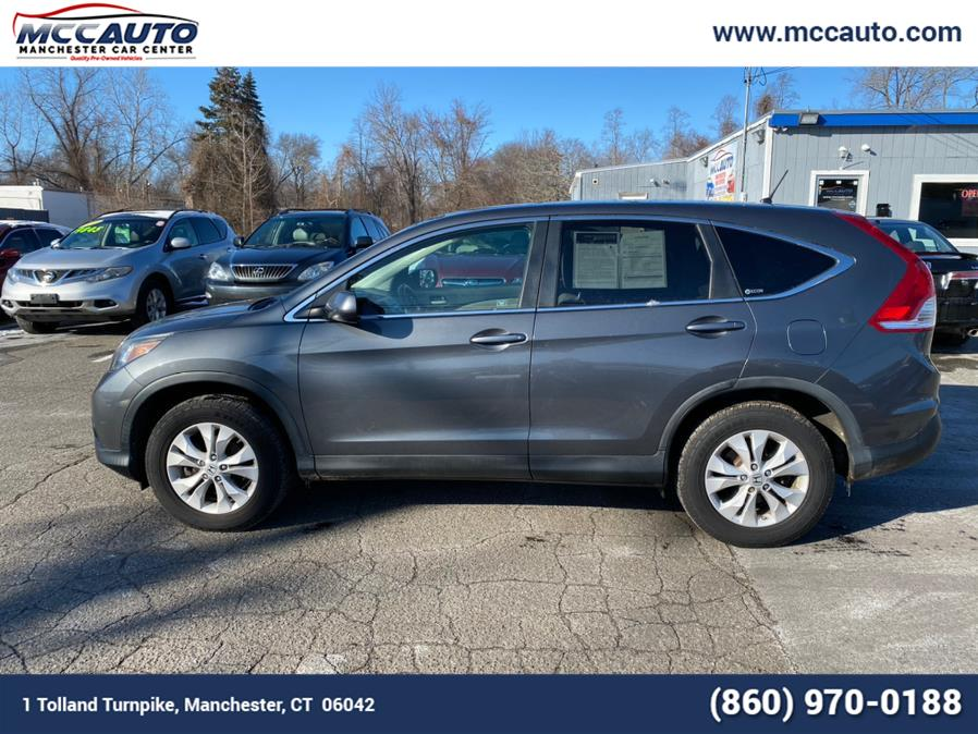 Used Honda CR-V 4WD 5dr EX 2012 | Manchester Car Center. Manchester, Connecticut