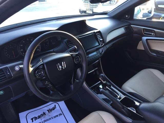 Used Honda Accord EX-L 2017 | Sullivan Automotive Group. Avon, Connecticut