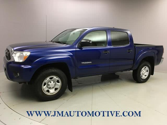 Used 2015 Toyota Tacoma in Naugatuck, Connecticut   J&M Automotive Sls&Svc LLC. Naugatuck, Connecticut
