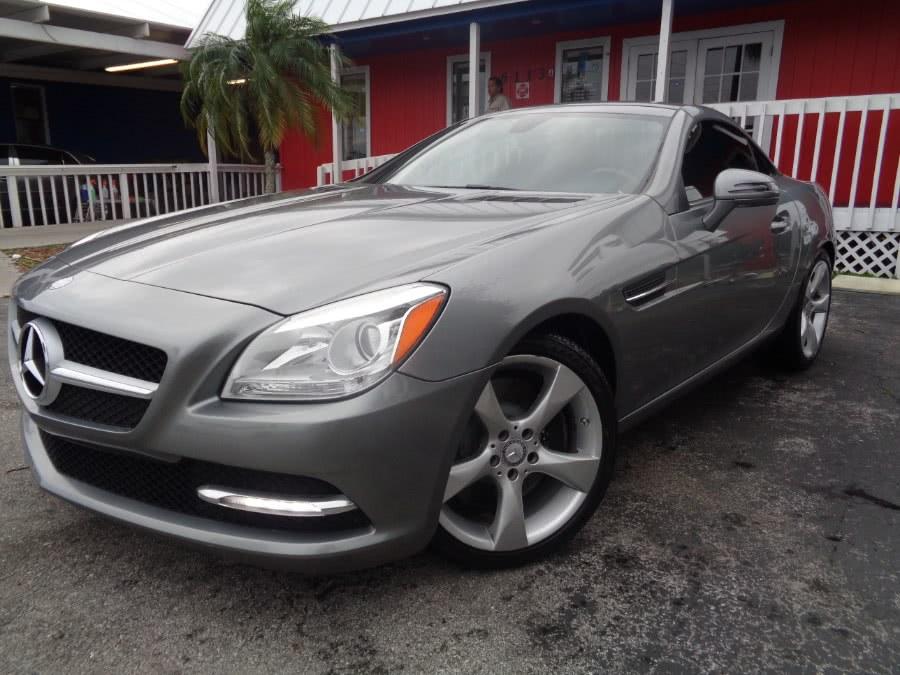Used 2012 Mercedes-Benz SLK-Class in Orlando, Florida | Rahib Motors. Orlando, Florida