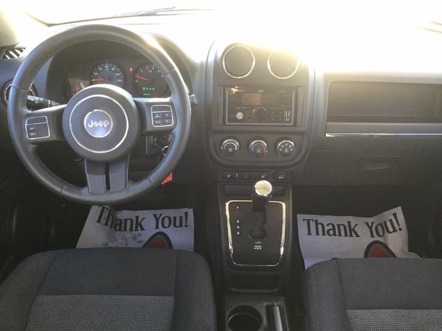 Used Jeep Patriot 4WD 4dr Latitude 2013   L&S Automotive LLC. Plantsville, Connecticut