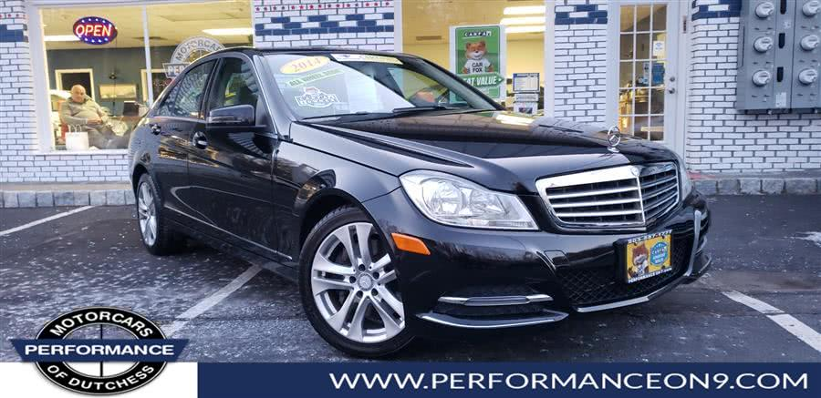 Used 2014 Mercedes-Benz C-Class in Wappingers Falls, New York | Performance Motorcars Inc. Wappingers Falls, New York