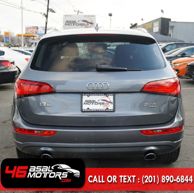 2014 Audi Q5 quattro 4dr 2.0T Premium Plus, available for sale in East Rutherford, New Jersey | Asal Motors 46. East Rutherford, New Jersey