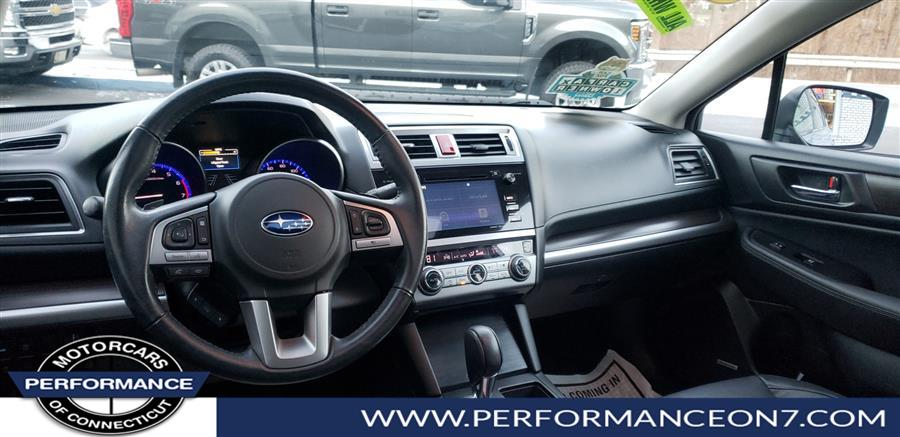 Used Subaru Legacy 4dr Sdn 2.5i Limited PZEV 2015 | Performance Motor Cars. Wilton, Connecticut