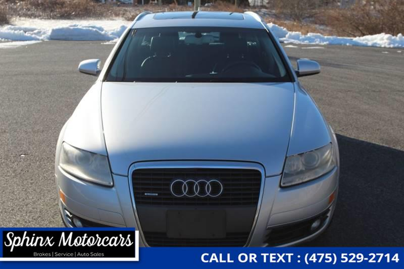 2007 Audi A6 Allroad 3.2 Avant quattro AWD 4dr Wagon, available for sale in Waterbury, Connecticut   Sphinx Motorcars. Waterbury, Connecticut
