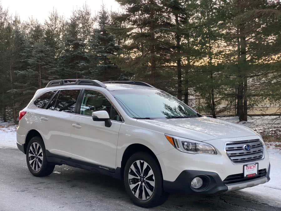 Used 2016 Subaru Outback in Canton , Connecticut | Bach Motor Cars. Canton , Connecticut