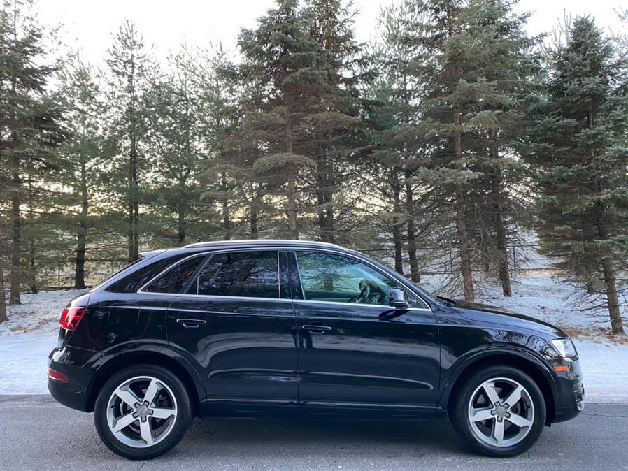 2015 Audi Q3 quattro 4dr 2.0T Premium Plus, available for sale in Canton , Connecticut | Bach Motor Cars. Canton , Connecticut