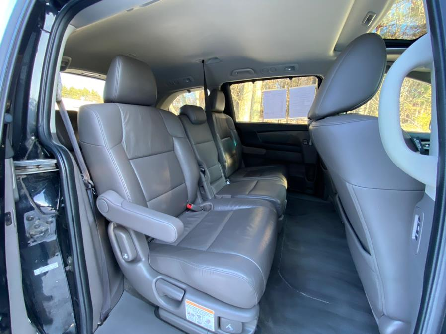 2011 Honda Odyssey 5dr EX-L, available for sale in Canton , Connecticut | Bach Motor Cars. Canton , Connecticut
