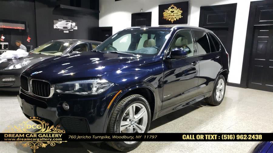 Used BMW X5 xDrive35i Sports Activity Vehicle 2017 | Dream Car Gallery. Woodbury, New York