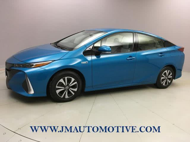 Used 2017 Toyota Prius Prime in Naugatuck, Connecticut | J&M Automotive Sls&Svc LLC. Naugatuck, Connecticut