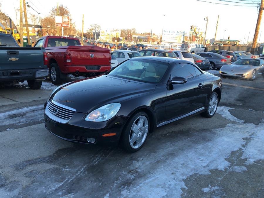 Used Lexus SC 430 2dr Convertible 2005   Dean Auto Sales. W Springfield, Massachusetts