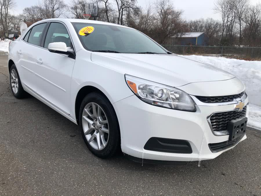 Used 2016 Chevrolet Malibu Limited in Agawam, Massachusetts | Malkoon Motors. Agawam, Massachusetts