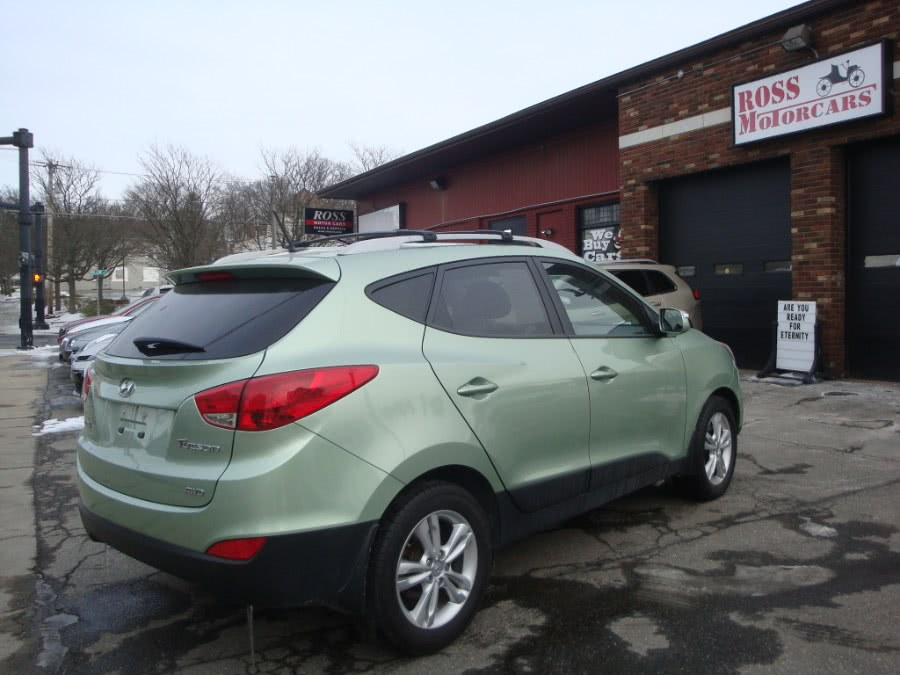 Used 2012 Hyundai Tucson in Torrington, Connecticut | Ross Motorcars. Torrington, Connecticut