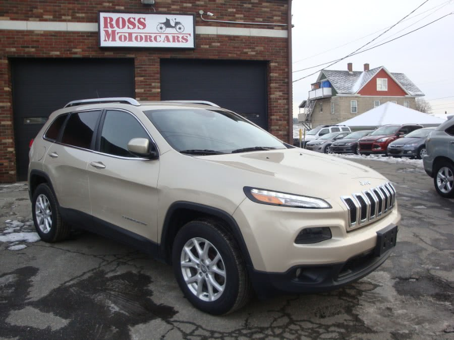 Used 2015 Jeep Cherokee in Torrington, Connecticut | Ross Motorcars. Torrington, Connecticut