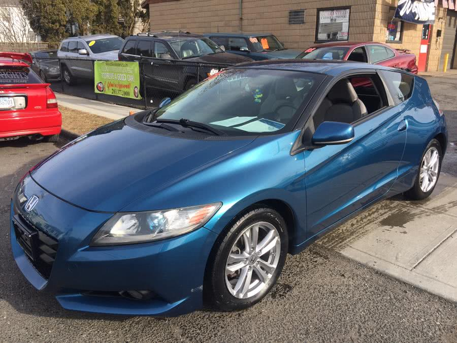 Used 2011 Honda CR-Z in Stratford, Connecticut   Mike's Motors LLC. Stratford, Connecticut