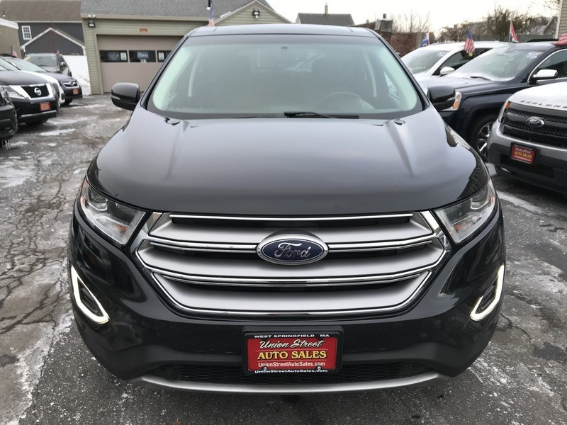 Used Ford Edge 4dr SEL AWD 2015 | Union Street Auto Sales. West Springfield, Massachusetts