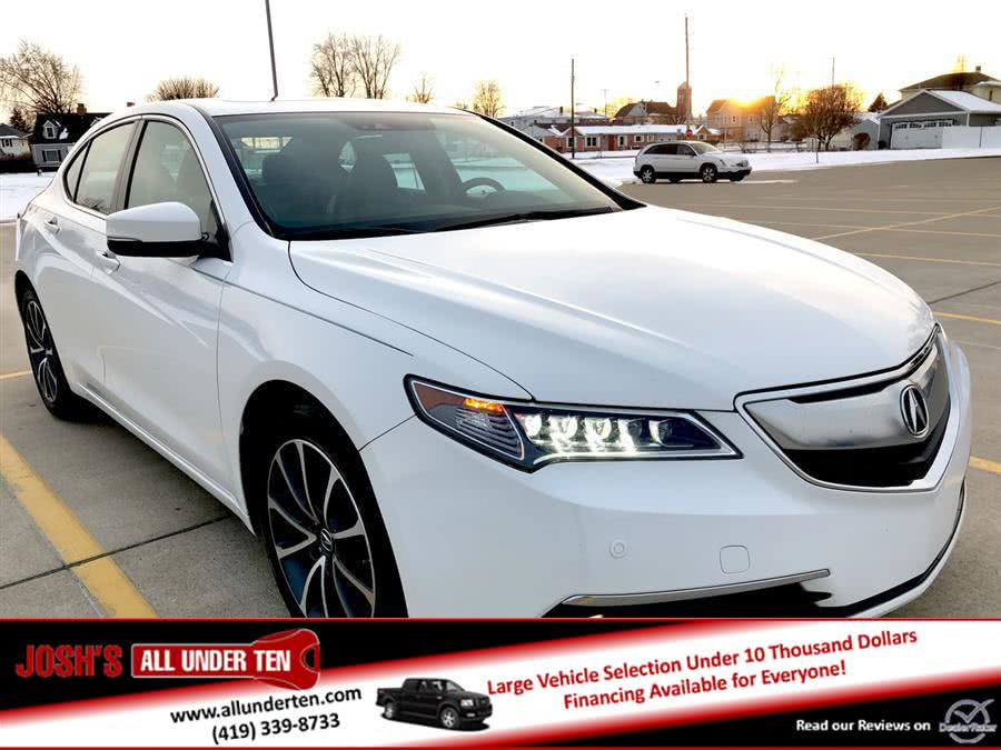 Used 2015 Acura TLX in Elida, Ohio | Josh's All Under Ten LLC. Elida, Ohio
