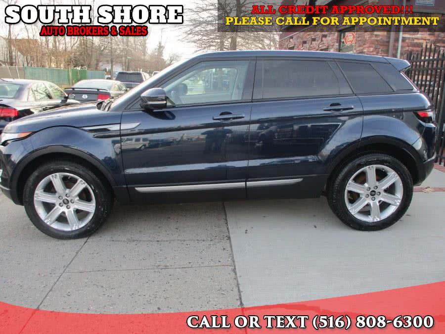 Used 2013 Land Rover Range Rover Evoque in Massapequa, New York | South Shore Auto Brokers & Sales. Massapequa, New York