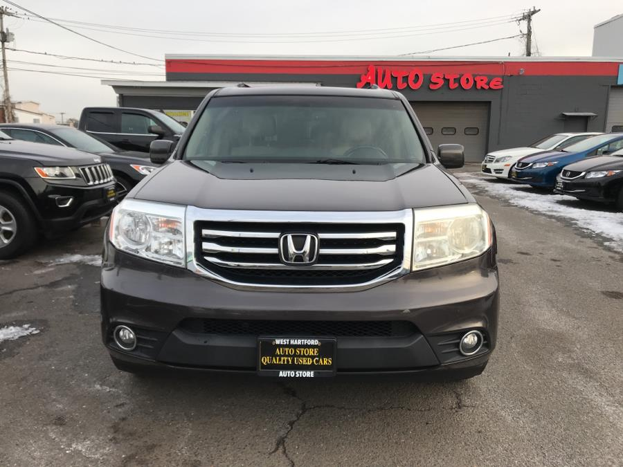 2012 Honda Pilot 4WD 4dr EX-L, available for sale in West Hartford, Connecticut | Auto Store. West Hartford, Connecticut