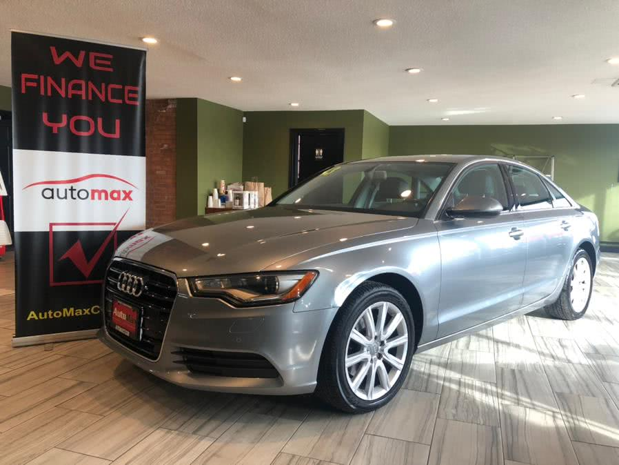 Used 2013 Audi A6 in West Hartford, Connecticut | AutoMax. West Hartford, Connecticut