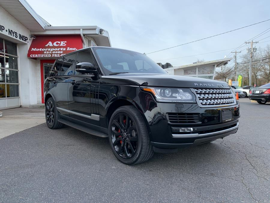2013 Land Rover Range Rover 4WD 4dr SC, available for sale in Plainview , New York | Ace Motor Sports Inc. Plainview , New York