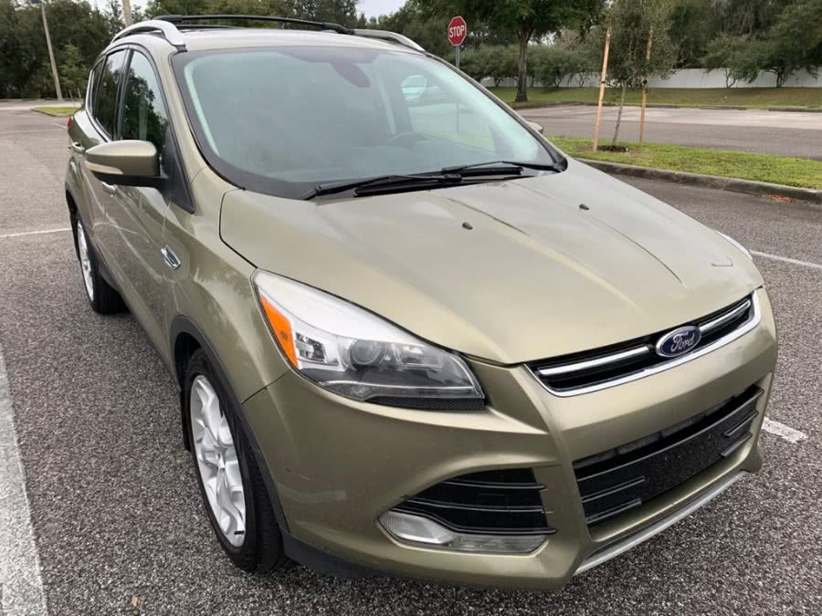 Used Ford Escape 4WD 4dr Titanium 2013 | Majestic Autos Inc.. Longwood, Florida